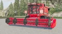 Caso IH 238৪ de flujo axial para Farming Simulator 2017