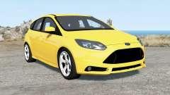 Ford Focus ST (DYB) 2013 para BeamNG Drive