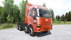 FAW Jiefang J6P 8x8 Truck Tractor para MudRunner