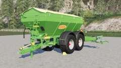 Bredal K165 multicolour version para Farming Simulator 2017