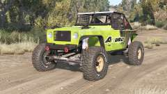 Ibishu Hopper Atturo Tire para BeamNG Drive