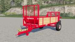 SIP Orion 25R para Farming Simulator 2017