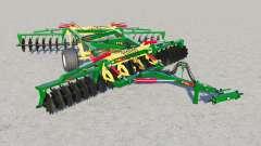 Framest FraDisc 6000 V para Farming Simulator 2017
