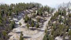 Carreteras de montaña para MudRunner