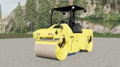 Caterpillar CB44B Kiloutou para Farming Simulator 2017