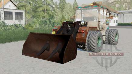 Skoda ST 180 N stacker added para Farming Simulator 2017