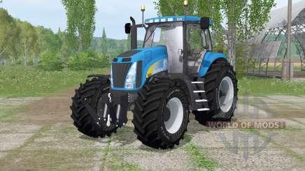 New Holland T80೩0 para Farming Simulator 2015