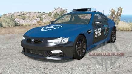 ETK K-Series Fuerzas de Seguridad de Argentina para BeamNG Drive