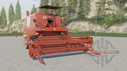 Bizon Supeꭉ Z056 para Farming Simulator 2017