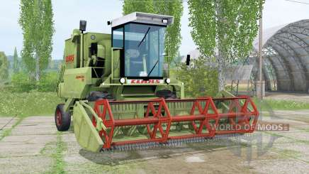 Claas Dominator 85 para Farming Simulator 2015
