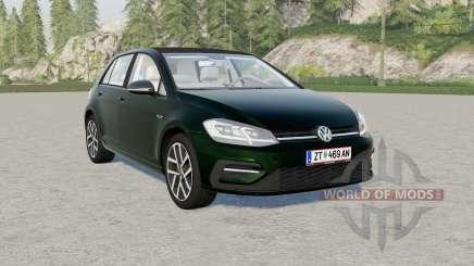 Volkswagen Golf TSI de 5 puertas (Typ 5G) Ձ017 para Farming Simulator 2017