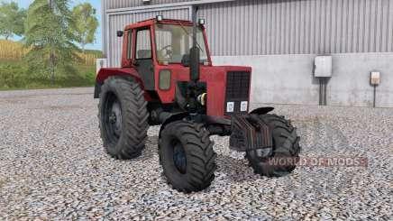 MTH-82 Belɑrus para Farming Simulator 2017