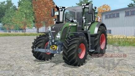 Fendt 718 Variꝋ para Farming Simulator 2015