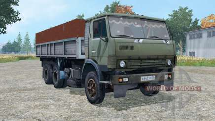 Kamaz-5510Ձ para Farming Simulator 2015