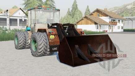 Skoda ST 180 Ɲ para Farming Simulator 2017
