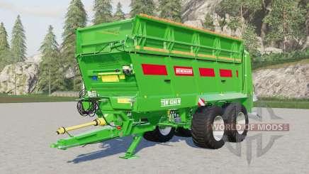 Bergmann TSW 6240 Ⱳ para Farming Simulator 2017
