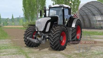 Fendt 936 Vario Black Beautɤ para Farming Simulator 2015
