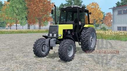 MTH-1025 Belaruɕ para Farming Simulator 2015