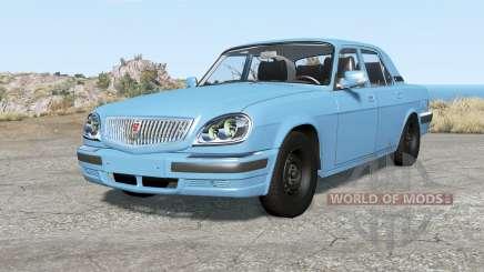 Gaz 31105 Volga para BeamNG Drive