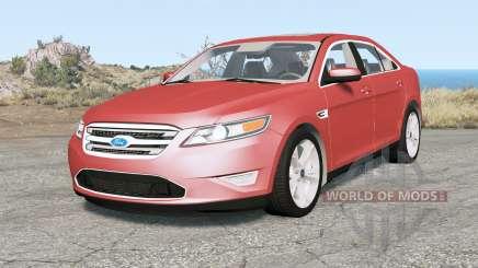 Ford Taurus SHO 2010 v1.1 para BeamNG Drive