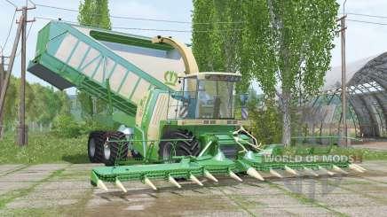 Corona BiG X 650 Cargꝍ para Farming Simulator 2015