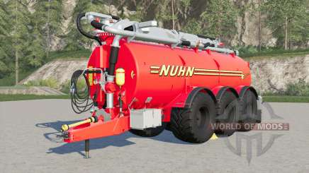 Nuhn Electra-Steer Vacuum para Farming Simulator 2017
