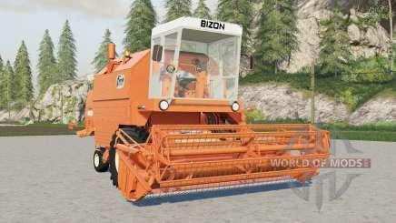 Bizon Rekorᶑ Z058 para Farming Simulator 2017
