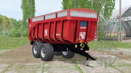 1Ꝝ0 de Gilibert BG para Farming Simulator 2015
