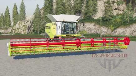 Claas Lexion 780 Heindl Edition para Farming Simulator 2017