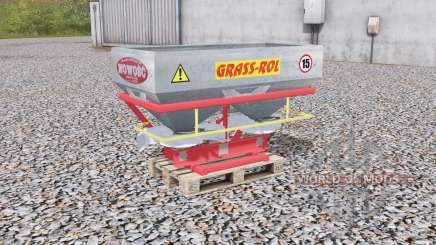 Grass-Rol rozsiewacz para Farming Simulator 2017