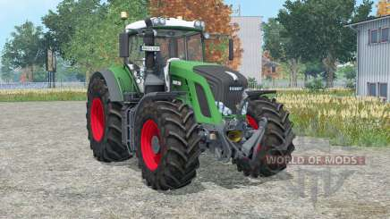 Fendt 924〡927〡930〡933〡936〡939 Variꝺ para Farming Simulator 2015