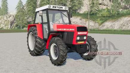 Zetor 10145 Turbꝺ para Farming Simulator 2017