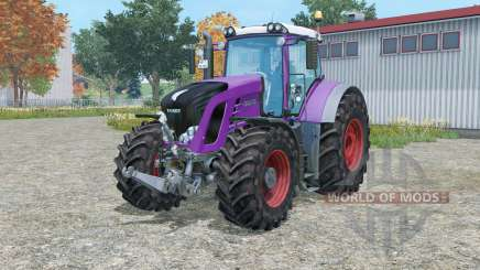Fendt 936 Vaꞧio para Farming Simulator 2015
