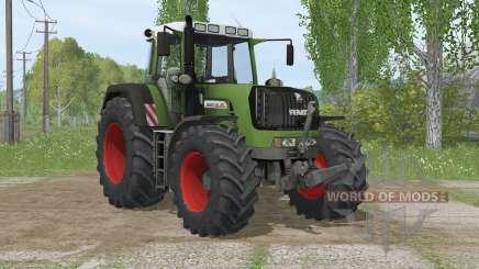 Fendt 930 Vario TMꚂ para Farming Simulator 2015