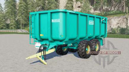 Camara RTH16 tandem para Farming Simulator 2017
