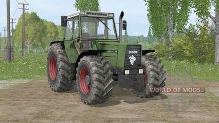 Fendt Favorit 611 LSA Turbomatiꝁ E para Farming Simulator 2015