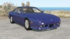 Nissan 180SX Type X (RPS13) 1996 para BeamNG Drive