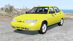 Vaz 2110 (Lada 110) para BeamNG Drive