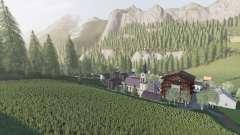Tyrolean Alps v1.0 para Farming Simulator 2017