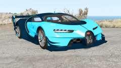 Bugatti Vision Gran Turismo 201ⴝ para BeamNG Drive