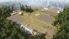 La cabaña del silviculista para MudRunner