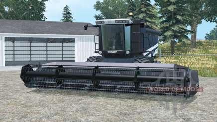 Fendt 9460 R Negro Beautɤ para Farming Simulator 2015
