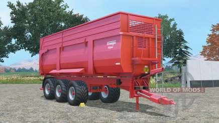 Krampe Big Body 900 Ꞩ para Farming Simulator 2015