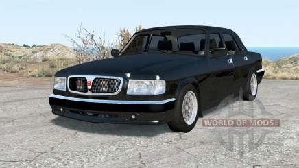 Gaz-3110 Volga para BeamNG Drive