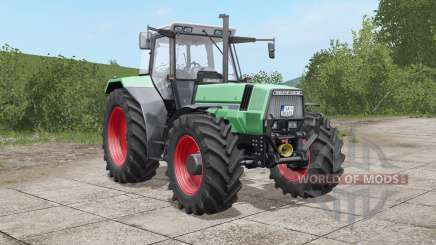 Deutz-Fahr AgroStar 6.71〡6.81 para Farming Simulator 2017