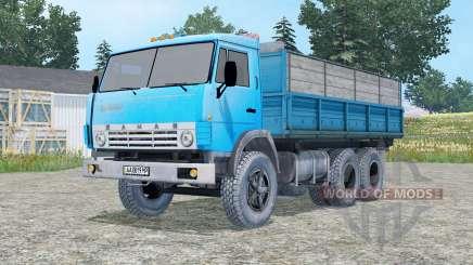 Kamaz-5510Զ para Farming Simulator 2015