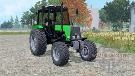 Mth-1025 Bielorrusia para Farming Simulator 2015