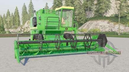 John Deere 7700 para Farming Simulator 2017