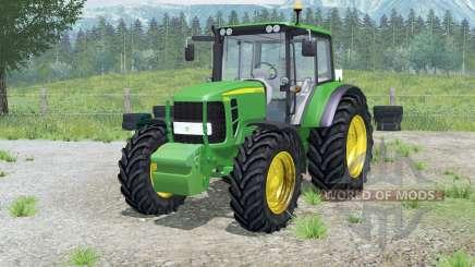 John Deere 63ろ0 para Farming Simulator 2013