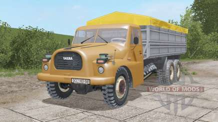 Tatra T1Ꝝ8 para Farming Simulator 2017